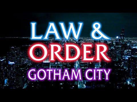 Law & Order: Gotham City
