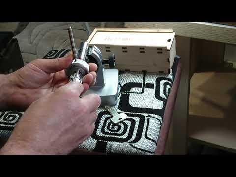 Взлом отмычками DOM  IX Saturn  Locksmith tools for DOM IX Saturn