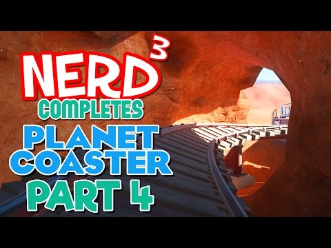 Nerd³ Completes... Planet Coaster - 4 - Boreing