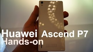 Hands-on: Huawei Ascend P7 Thumbnail