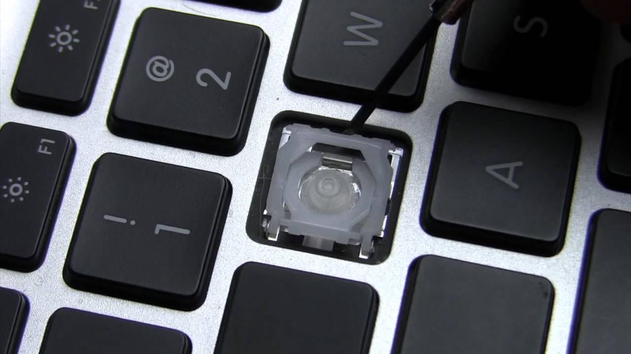 How To: Replace or Clean your MacBook, MacBook Pro, or MacBook Air Keyboard  Keys