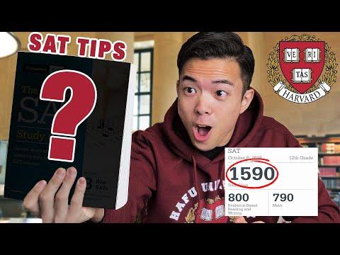 SAT Prep Guide: 10 Harvard SAT Tips Guaranteed To Get You A 1500+ *no Tutor*
