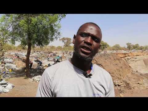 """Documentaire """"Travaille égale dignite"""" CARRIERE DE PISSY (OUAGADOUGOU BURKINA FASO)"""