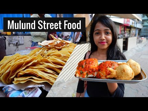 Mulund Street Food | Mumbai Street food | Indian Street food | Masala vadapav #Foodvlog
