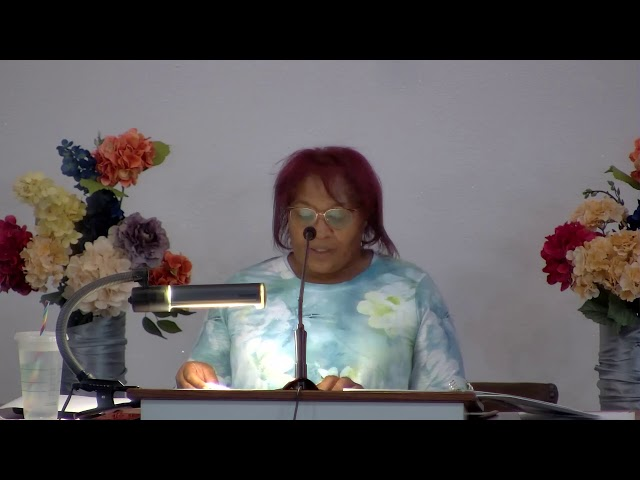 05-26-2021 - Hour Of Power Bible Study with Rev. Casandra Howard