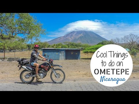 Six Outstanding Things To Do On Omepete, Nicaragua