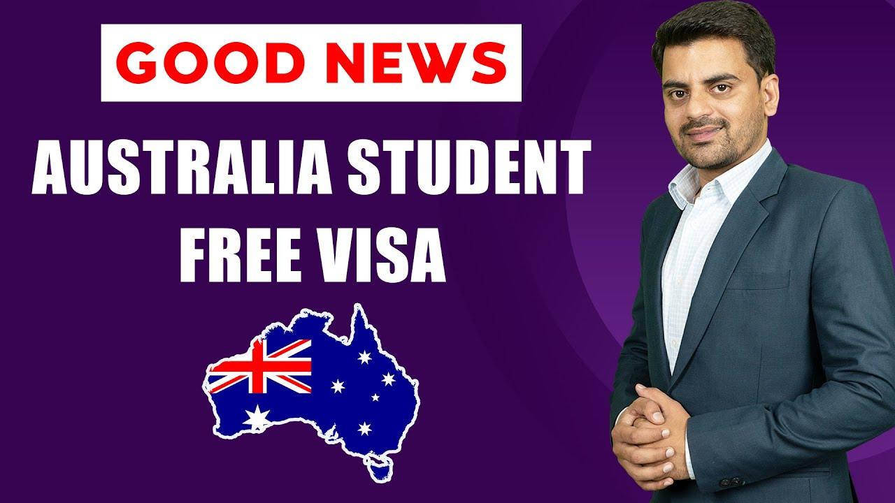 Good News Australia Student Visa New Rules & Updates | International Students | Study Abroad 2020