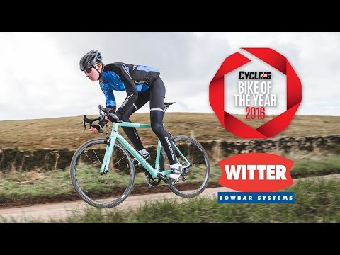 Bianchi Specialissima – Bike of the Year Winner (£2750+)
