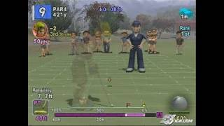 Hot Shots Golf Fore! PlayStation 2 Gameplay - Jak fires