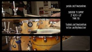 Drum Lessons - Performances - Covers - Tim Watson Drums