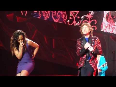 """The Rolling Stones - """"Sympathy For The Devil"""" - Las Vegas 10-22-16"""