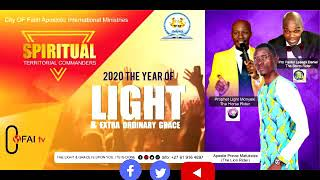 Fight for what you want with strategies - Apostle Prince Mafukidze