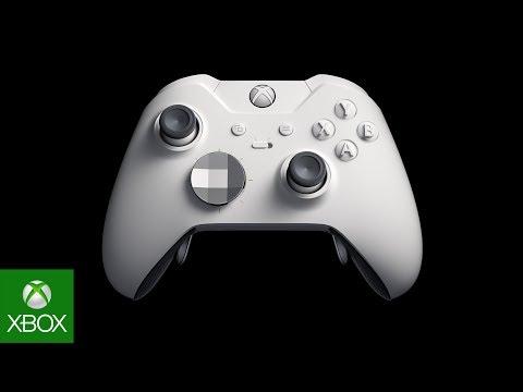 Microsoft анонсировала белый Xbox One X, Xbox One Elite и игровую гарнитуру
