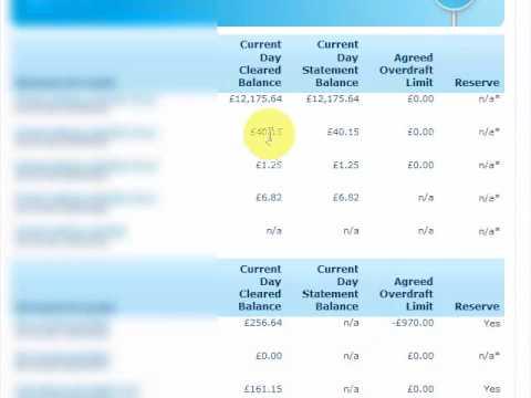 Barclays Online Account.wmv
