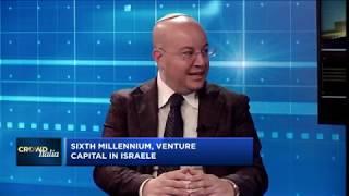 Class CNBC - Crowd Italia - Intervista a Jonathan Pacifici, GP Sixth Millennium Venture Partners