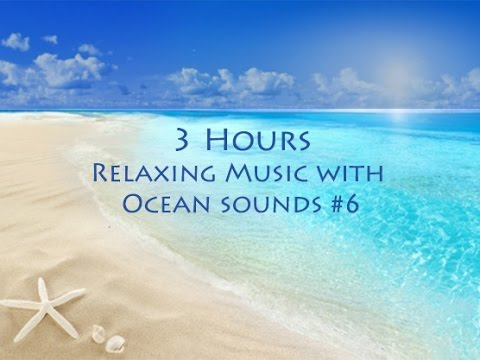 Hour Relaxing Music With Nature Sounds Spa Music With Ocean Sounds New Age Music Relaxation Youtube