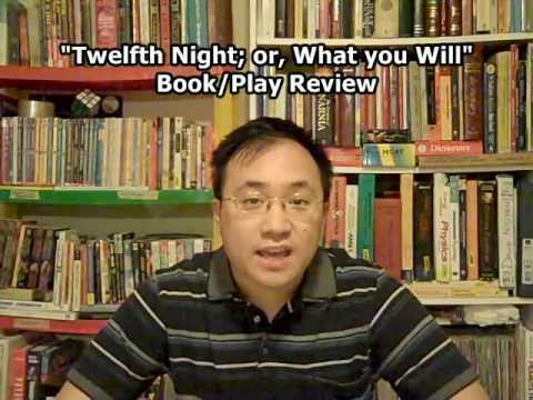"Book Review: ""Twelfth Night"" by Shakespeare"