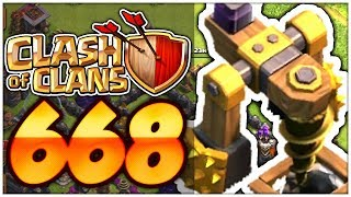 Clash Of Clans Part 668: Bohrer für dunkles Elixier auf LEVEL 6 maxen!