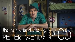 Pancules and Gwendolyn - S2E05 - The New Adventures of Peter and Wendy