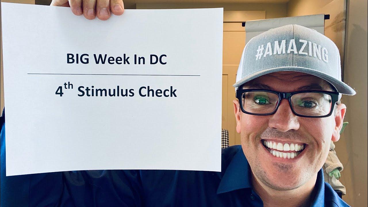 Download BIG Week In DC | Fourth Stimulus Check Update | $610 Billion In Democrat Control