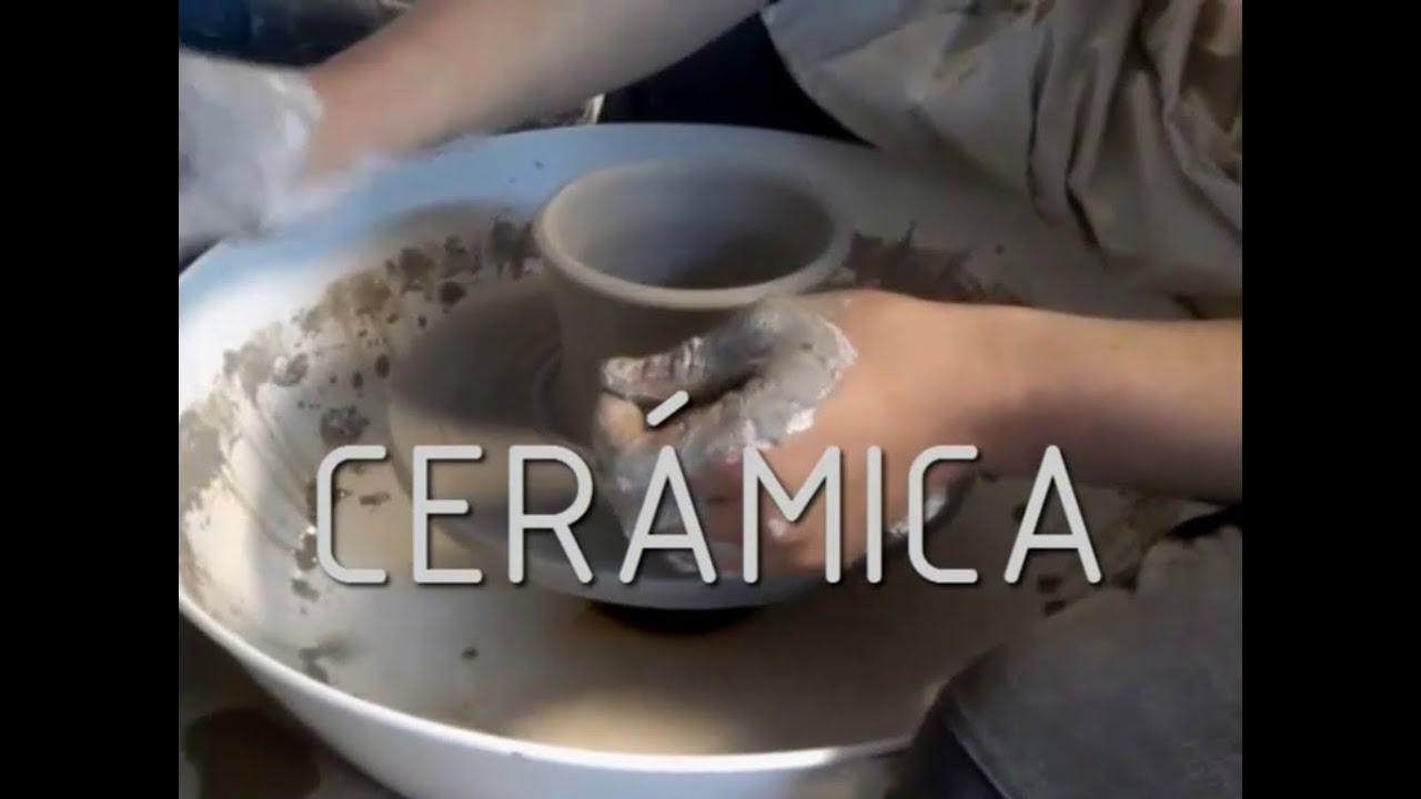Proceso artesanal cer mica youtube for Productos para ceramica