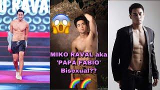 Miko Raval 'aka' PAPA FABIO | Hot and Sexy Philippine actor #hot #mikoraval #thekillerbride