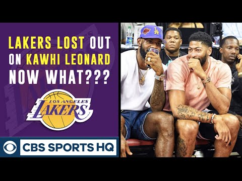 What will the LAKERS do after Kawhi chooses CLIPPERS? | 2019 NBA Free Agency | CBS Sports HQ