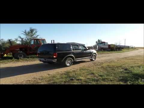 2000 Ford Expedition Eddie Bauer SUV for sale | no-reserve Internet auction October 26, 2016