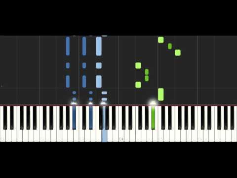Tobu - Rollercoaster - PIANO TUTORIAL