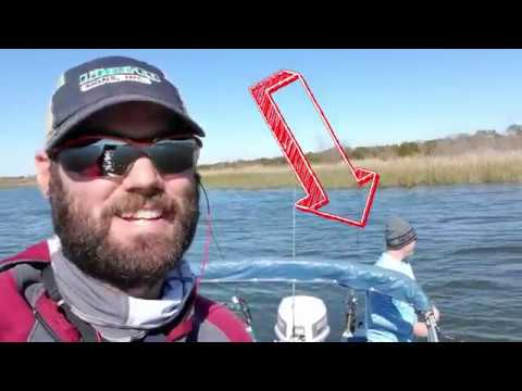 Decker Lake, Austin TX! (Winter Lake Fishing)