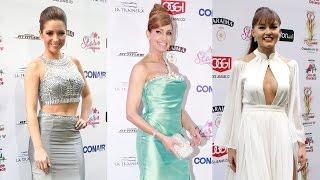 Lo mejor y lo peor de la moda de los Premios TVyNovelas