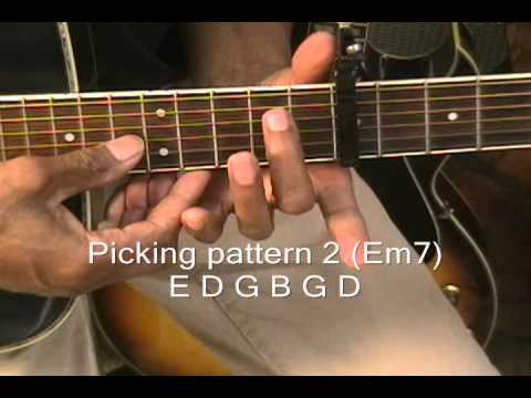 FALLIN' Alicia Keys 2 Chord Guitar LessonWith & Without Capo - Falling