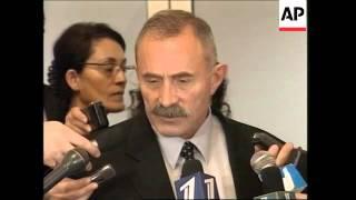WRAP Police detain senior Chechen rebel envoy after conference