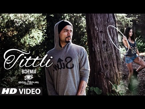 Bohemia: TITLI Video Song  | Skull & Bones | New Song 2017