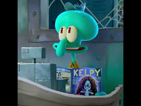 AGUA – TAINY Y J BALVIN (THE SPONGEBOB MOVIE: SPONGE ON THE RUN) – Teaser