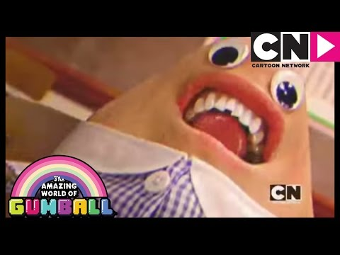 Chin Girl Laugh Remix   The Amazing World of Gumball   Cartoon Network