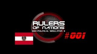 Let´s Fail together: Rulers of Nations #001 - Die Wahl des Landes