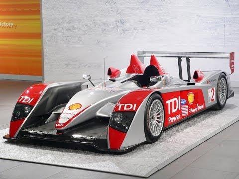GranTurismo 6 : 300+ MPH Audi R10 TDi Setup