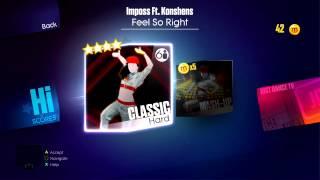 Just Dance 2014 - Xbox One Menu