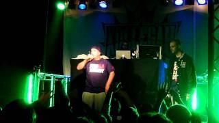"""BOSSAURA Tour"" Favorite - Drunken Freestyle [Live]"