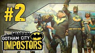 "Gotham City Impostors - Multiplayer Gameplay (Part 2) ""Going Ham"""