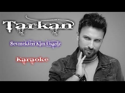TARKAN - Sevmekten Kim Usanır Karaoke 2018 (Yeni) (ZekiMuren) AniSina #Tarkan #ZekiMuren