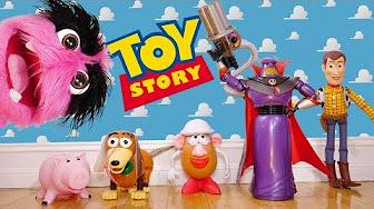 Toy Story Disney Pixar Toys Collection - YouTube a5ddb02ddd7