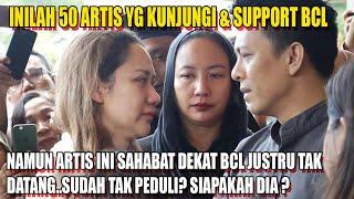 50 Artis Kunjungi & Supprot BCL! Tp Artis Sahabat Dekat BCL ini Malah Ga Datang, Dia Adalah..