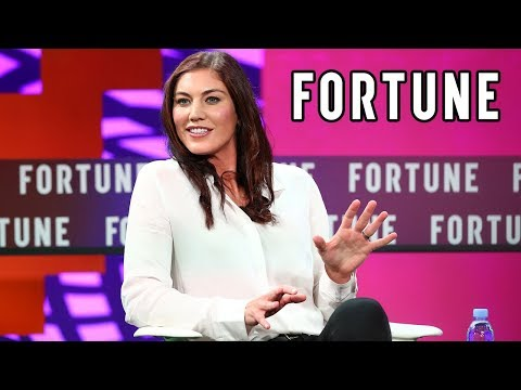 Hope Solo Discusses Her Sexual Assault Claims I Fortune