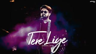 Tere Liye - Unplugged Cover | Rahul Jain | Veer Zara | Shahrukh Khan