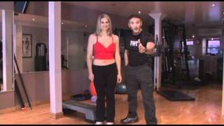 Donna and Sam - No frills workout THT training Thumbnail
