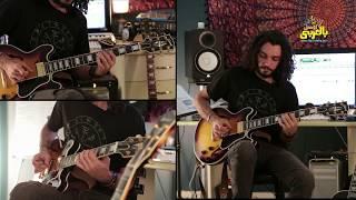 Ousso Lotfy talks about types of guitars (4) - 4 أوسو بيتكلم عن أنواع الجيتارات