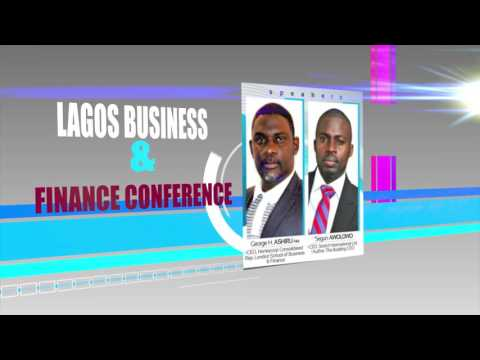 LAGOS BUSINESS AND FINANCE CONFERENCE 2017