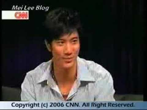 WangLeeHom on CNN (Part1/3)